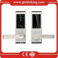Quality Stainless steel Waterproof biometric fingerprint door lock with Touch keypad and IP65 wholesale