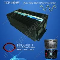 Buy cheap 4000W Pure Sine Wave Inverter product