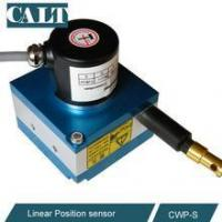 China 0-1000mm low cost Linear string wire potentiometer For cylinder on sale