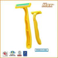 China Triple Blade Disposable Razor For Lady on sale