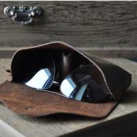Buy cheap brown leather glasses case Sunglasses Case THA-03 from wholesalers