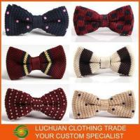 Quality Top Quality Knitted Bow Tie wholesale