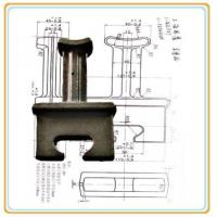 Buy cheap Rail Cast Iron Shoulder Weld on shoulder from wholesalers