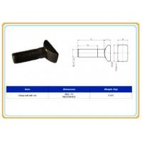 China Railway Bolt railway sleeper bolts on sale