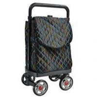 China YY-48x01trolley shop cart 4 wheel trolley SMALL MOQ STOCK MANY COLORS on sale
