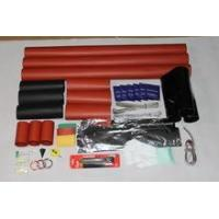 9V supply cable accessories/heat shrinkable outdoor termination kit