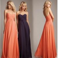 Buy cheap Hot Sell Evening Dresses CSXNRobe De Soiree Long Chiffon Party Evening Dresses from wholesalers