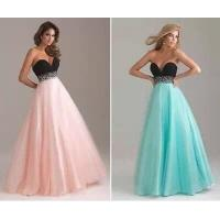 Cheap Hot Sell Evening Dresses 2015614205517High Waist Party Formal Evening Dresses for sale