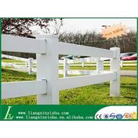 China PVC Horse Fence on sale