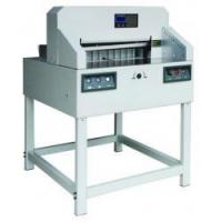 Buy cheap HL-4806EX Numerical Control Electric Paper cutting machine from wholesalers
