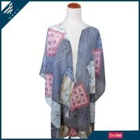 Buy cheap Colorful Shawl from wholesalers