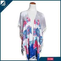 Buy cheap Large Size Printed Shawl Scarve from wholesalers