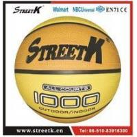 Quality Ball Rubber Basketball/Classical Basketball/Good Design wholesale