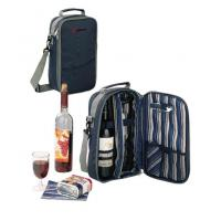 Quality hot sale High quality hard cheap wine bottle carrying case box wholesale