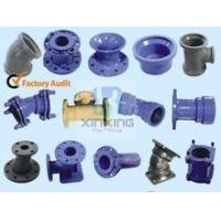 China ISO2531/EN545 pipe fittings with epoxy coating on sale