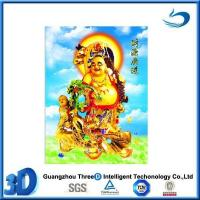 Quality Custom lenticular 3d picture of religion western god wholesale