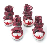 Buy cheap Dog Shoes & Boots Star Sneaker Dog Shoes from wholesalers