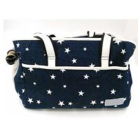 Quality outdoor travel dog carrier Canvas Star Pet Carrier wholesale