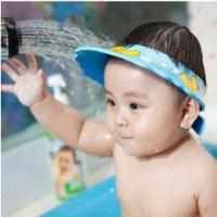 Buy cheap Waterproof Eco-friendly Eva Baby Cartoon Shower Cap for bathing from wholesalers
