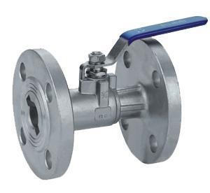 Cheap Piece Ball Valve And Screw Valve Series Product Ball Valve With Flange Connection for sale