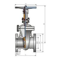 Buy cheap Country Label Valve Series Product Wedge Gate Valves from wholesalers