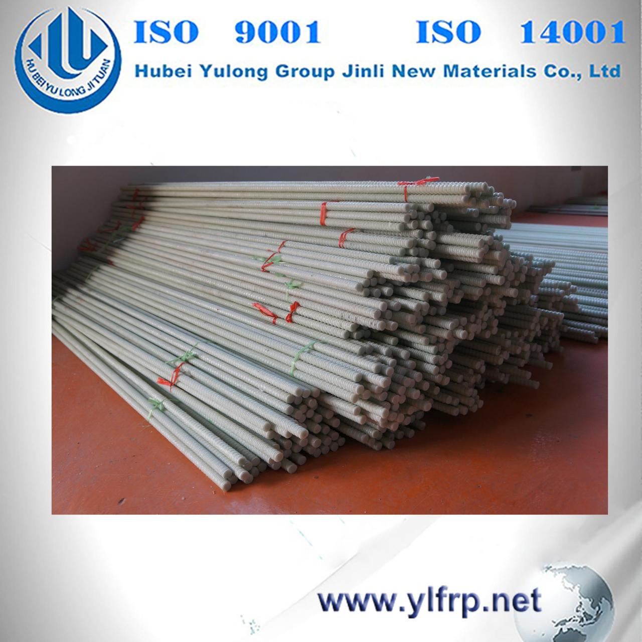 Quality FRP Threaded re-bar wholesale