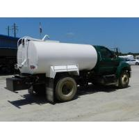 All Used Equipment CEW-2097 2000 gallon Water tank on '06 Ford F-750 Truck