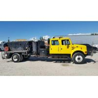 Buy cheap All Used Equipment CEP-3611 2002 International Patch Truck from wholesalers