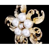 Fashion Exquisite Handmade Olivet Flower Brooch