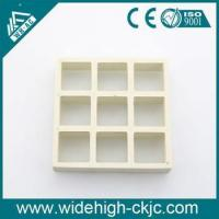 China Grating Molded FRP Drain Grating For Sale on sale