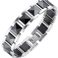 China Tungsten Carbide COI Tungsten Carbide Bracelet - TG2650 on sale