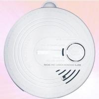 Quality Combo of Ionization Smoke Alarm and Carbon Monoxide Alarm with Silence Facility (DC) wholesale