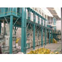 Quality Maize Milling South Africa Maize Processing Machine 50T Per D wholesale