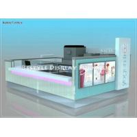 Quality Italian frozen yogurt kiosk for indoor mall wholesale