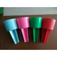 Quality 4 colors stock beach spiker plastic beach cup holder wholesale