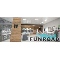 Quality Electronics Display Products LED lighted mobile phone and accessory retail store designs wholesale
