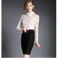 Quality The lace blouse wholesale