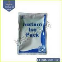 Quality First aid with dry ice packs disposable instant cold packs ice pack wholesale