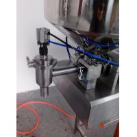 Cheap Single head paste horizontal pneumatic filling machine liqu for sale
