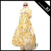 Buy cheap Kyle and Jane 2016 printing evening dress for muslim for women from wholesalers