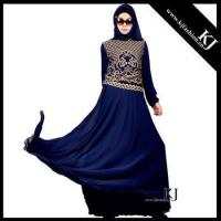 Buy cheap Kyle and Jane 2016 muslim dress abaya with lace for women from wholesalers