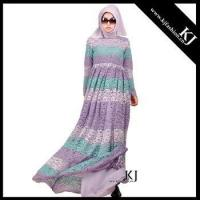 Buy cheap Kyle and Jane 2016 muslim lace dress abaya with full linning for women from wholesalers