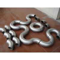 Buy cheap Titanium Fittings Titanium Elbow Fitting from wholesalers