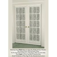 China Heritage Lace English Ivy French Door Selection on sale