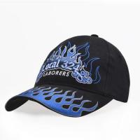 China Brushed Cotton Twill Baseball Cap on sale