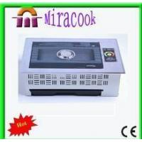 Quality Indoor teppanyaki grill with Stainless steel wholesale