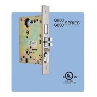 Buy cheap Mortise Lock G800/600 UL Listed. ANSI/BHMA A156.13 from wholesalers
