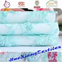 Quality EMBROIDERY FABRIC wedding embroidery lace fabric wholesale