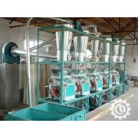 Buy cheap wheat flour mill 20TPD Wheat Flour Milling Machine from wholesalers