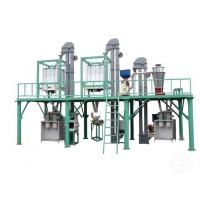 Buy cheap wheat flour mill 6FTF-60 Wheat Flour Milling Machine from wholesalers
